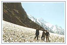 Mountaineering in Himalayas, Himalayan Mountaineering Tour, Mountainering in Himalaya Mountain