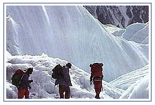 Mountaineering, Mountaineering Trip to Himalayas, Mountaineering in Himalayan Mountains