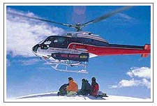 Heli Skiing in Himalayan Region