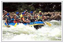 River Rafting in Nepal